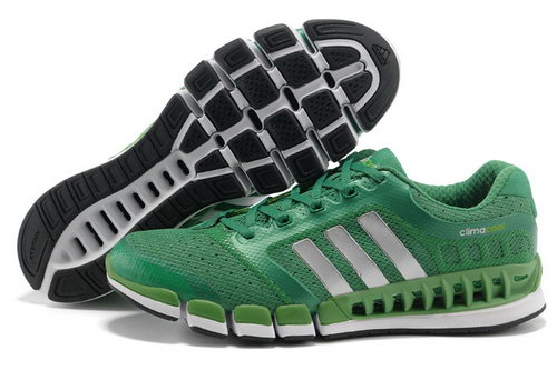 Adidas Climacool Ride V Mens Green And White Czech